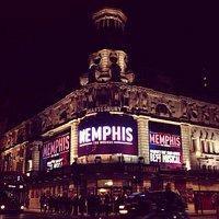 Memphis at Shaftesbury.
