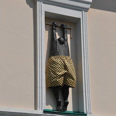 Памятник Любовнику