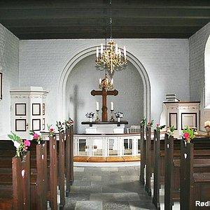 Rødhus church / Rødhus Kirke