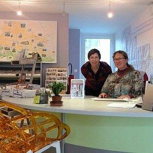 Fabienne et Françoise vous attendent !