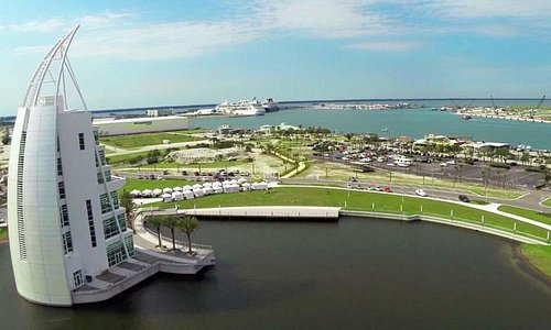 Port Canaveral View