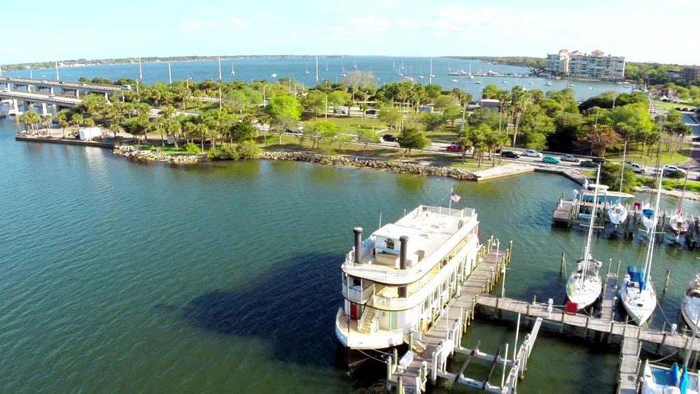 Cocoa Village Riverboat