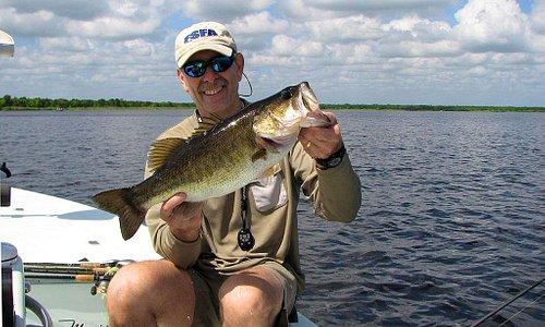 Bass Fishing in Palm Bay