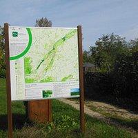 Cartellonistica  del Parco Fluviale