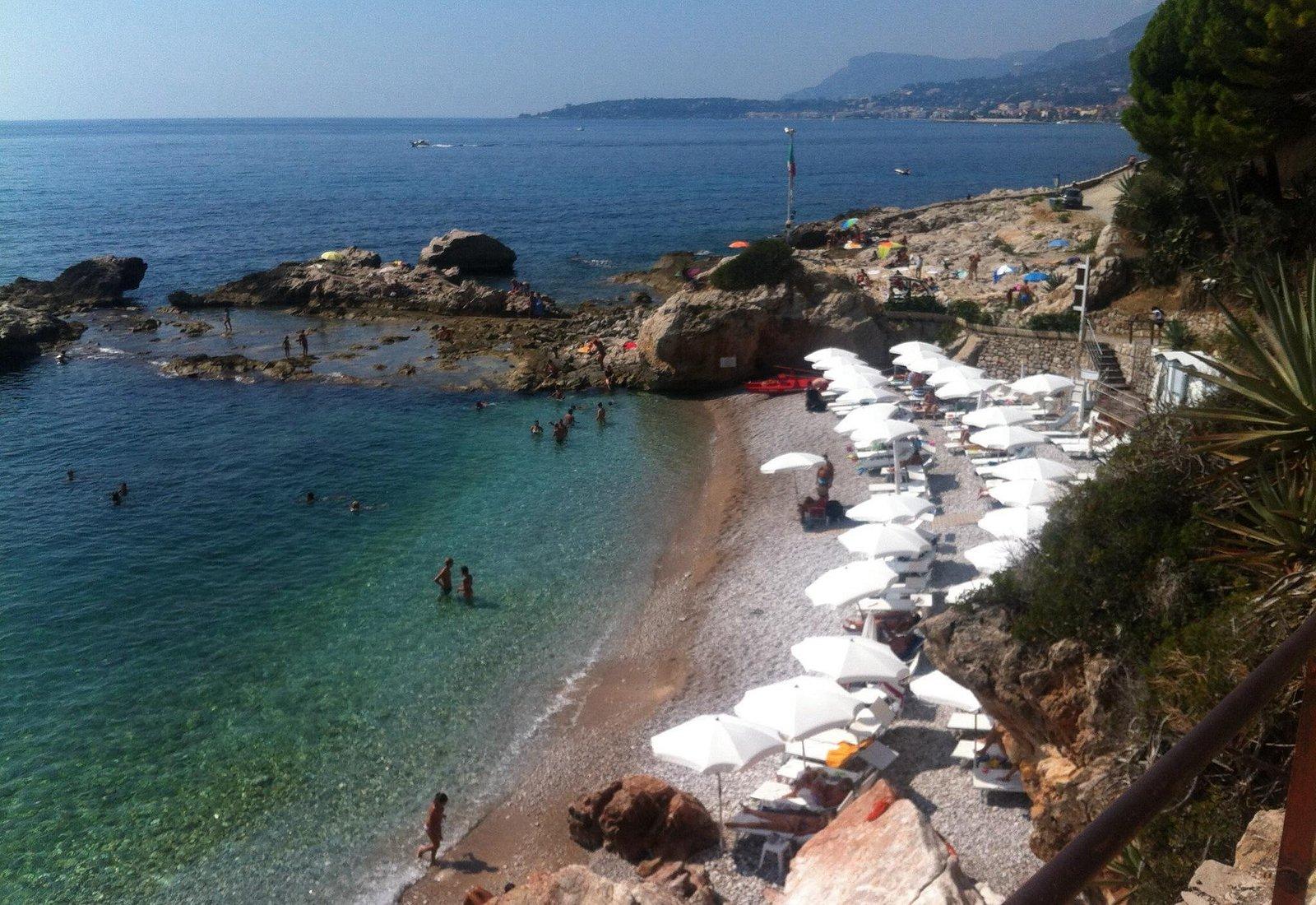 Пляж Балци Росси