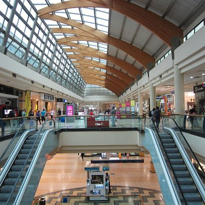 Interior - Mall Florida Center - Santiago