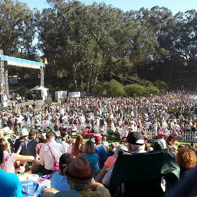 Hardly Strictly Bluegrass Festival - Dwight Yoakam at the Towers of Gold Stage 10/5/14