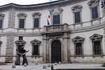 Palazzo del Senato  ora Archivio di Stato a Milano