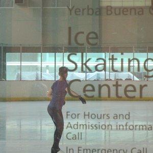 Yerba Buena Ice Skating Center, San Francisco, Ca