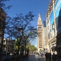 Denver's 16th Street Mall