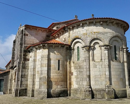 Igreja de São Pedro de Rates, Póvoa de Varzim.