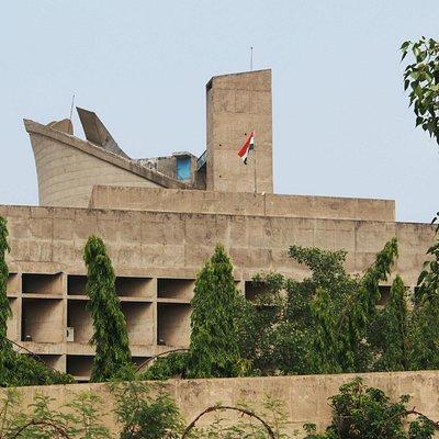 The Capitol - Le Corbusier