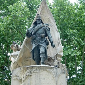 Monument of Cabo Noval