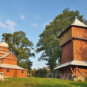 Saint Paraskeva Wooden Church