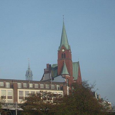 Schwedische Gustaf-Adolfskirche