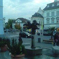Ludwigsplatz Rosenheim