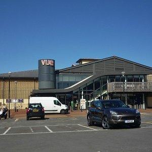 Vue Cinema, Rhyl (formerly the Apollo Cinema)