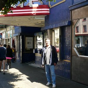 Outside the Roxie