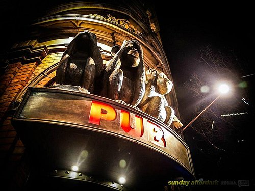 3 Wise Monkeys Pub