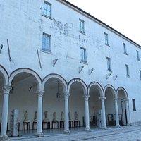 Palazzo di San Sebastiano Mantova