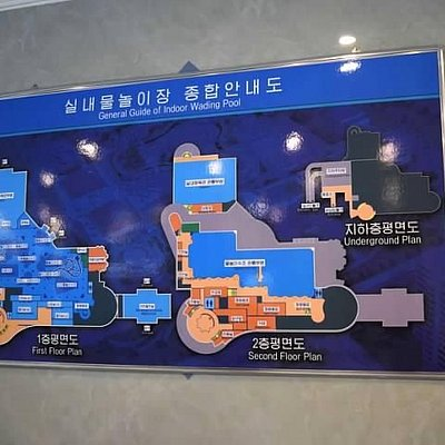 Swimming Pool Floor Plan