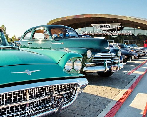 Join us for Cruise-In at ACM, rain or shine!