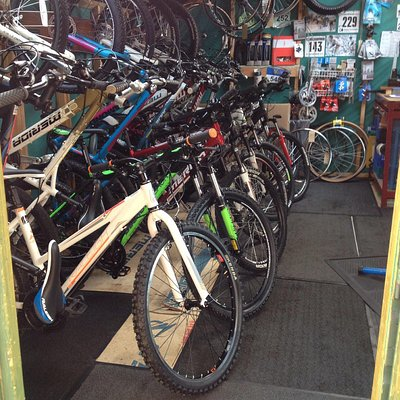 Wee have a large selection of bikes