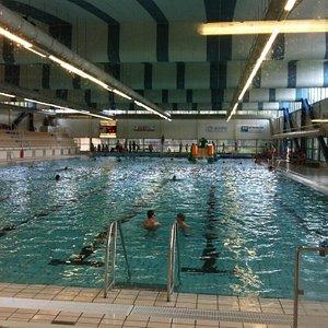 Biggest pool