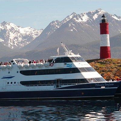Navegación Faro Les Éclaireurs