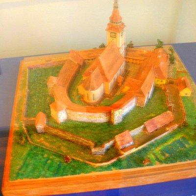 Ausstellung im Museum Kirchenburg