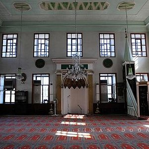 İnner part of the mosque