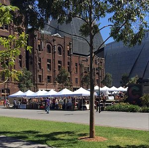 #seriouslydecent Markets, every second Sunday at Central Park Sydney (28 Broadway, opposite UTS)