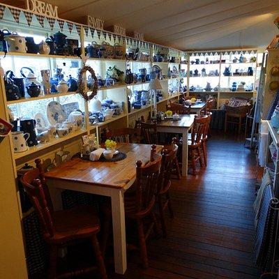 Cosy Tea Room!