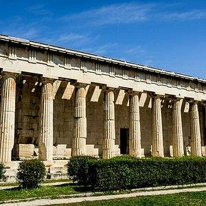 Temple of Hephaestus - Ancient Agora