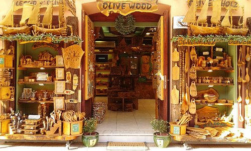 Aristoteles Olivewood Workshop