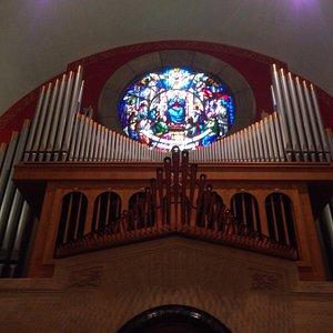 Magnificent organ