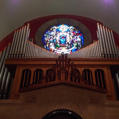 Magnificent organ