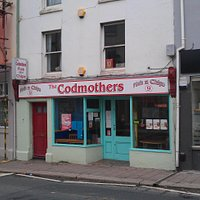 Codmothers chip shop Stoke Village Plymouth
