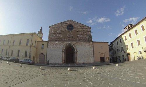 Auditorium San Domenico - Facciata - Foligno