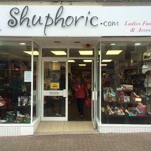 Shop from at Shuphoric 9 Townhall St Enniskillen