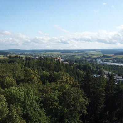 Aussicht Richtung Kopsbühl