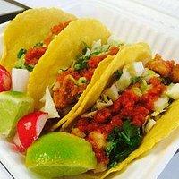 mmmm Fish Tacos