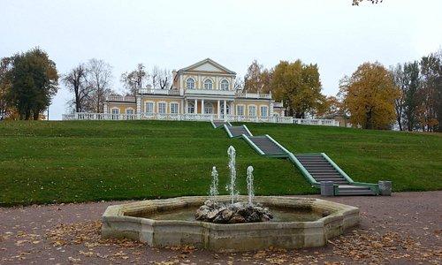 Дворец Петра I