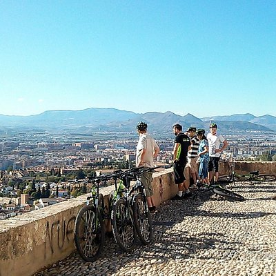 Panoramic views of the city