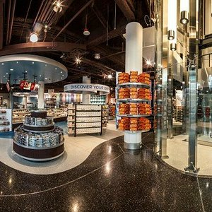 HERSHEY'S CHOCOLATE WORLD Las Vegas Interior
