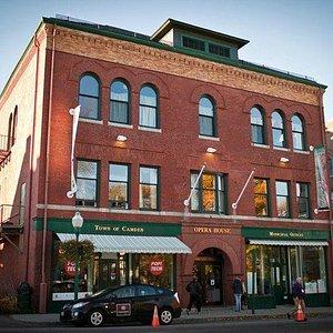 Our historic 1894 venue