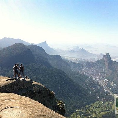 Gavea Mountain - mountaineering tour