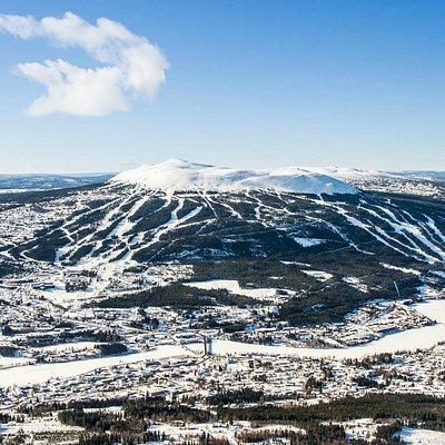Trysil - Norway's largest ski resort
