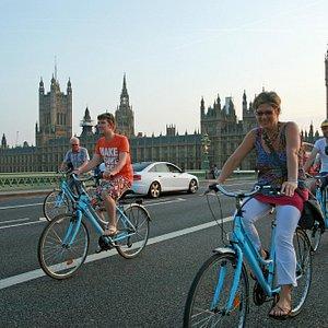 Central London Tour at Big Ben