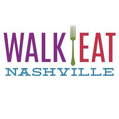 Walk Eat Nashville walking food tourlogo
